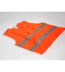 Security Vests EN ISO 20471 Orange