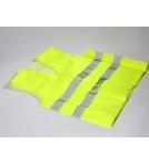 Security vests EN ISO 20471 Yellow